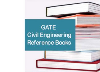 GATE Civil Engineering Reference Books