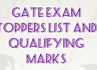 GATE Exam Toppers
