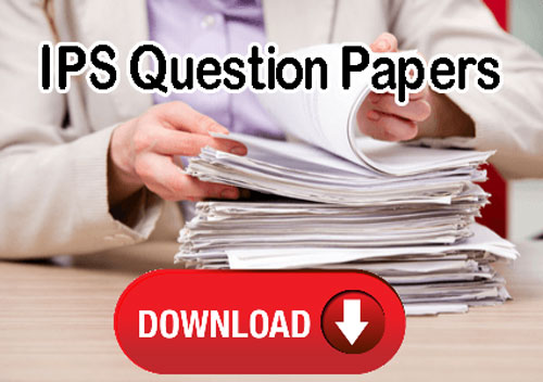 IPS Question Papers