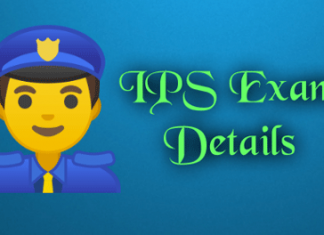 IPS Exam Details