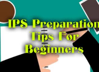 IPS Preparation Tips For Beginners