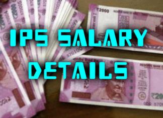 IPS Salary Details