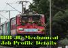 JE Mechanical Job Profile