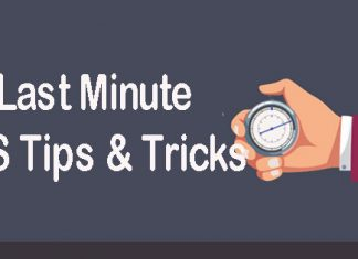 Last Minute IPS Tips and Tricks