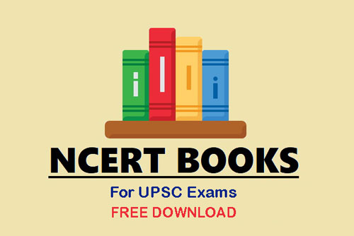 NCERT Books Free Download for UPSC Exams