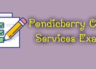 Pondicherry Civil Services Exam