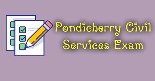 Pondicherry Civil Services Exam
