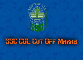 SSC CGL Cut Off
