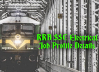 SSE Electrical Job Profile