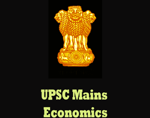 UPSC Mains Economics Question Papers