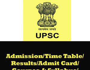 UPSC Mains Hindi Question Papers