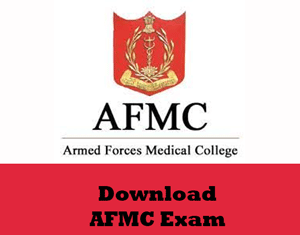 AFMC Question Papers