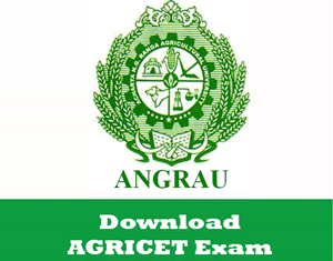 AGRICET Question Papers