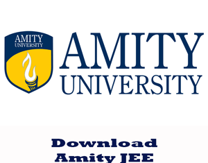Amity JEE Question Papers