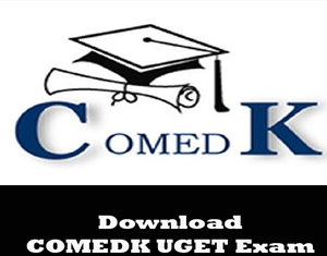COMEDK UGET Question Papers