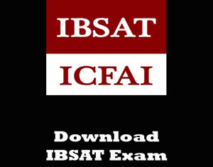 IBSAT Question Papers