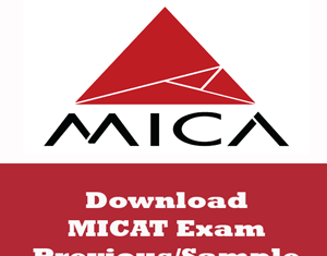 MICAT Question Papers
