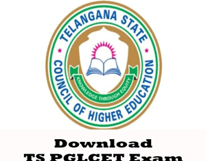 TS PGLCET Question Papers