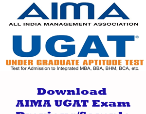 UGAT Question Papers
